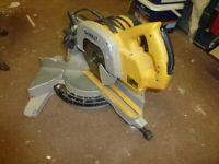 Dewalt Chop Saw - 240v