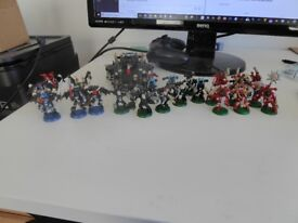 Warhammer 40000 Chaos Space Marine army