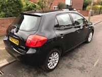 2008 TOYOTA AURIS 2.0 DIESEL,DRIVES SUPERB,99K FULL SERVICE HISTORY,2 KEYS,GREAT CONDITION,2 OWNERS