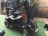 Mercury Regata Mobility Scooter,New Bateries,8 mph,free local delivery
