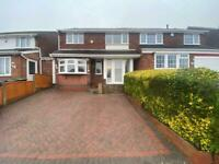 Three bedroom house to let on Claverdone Drive, Great Barr, Birmingham, B43 5HR