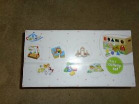9-in-1 Toddlers Activity Set (Brand New in Box)