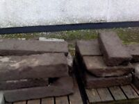 Reclaimed whin kerbs for sale can deliver