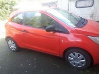 For Sale FORD KA 1.2 .....8 month MOT 4new tyres new exhaust last year good over all codition