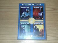 Robocop 4 film set