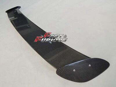 """FOR CARBON FIBER 51"""" UNIVERSAL HONDA S2000 AP1 AP2 GT REAR WING TRUNK SPOILER  for sale  Shipping to Canada"""
