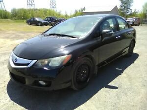 2010 Acura CSX GROUPE TECHN, BLUETOOTH, SIEGES CHAUFFANTS!!!