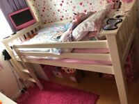 Kids kid sleeper cabin bed, with furniture