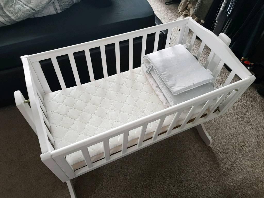 Mamas and Papas crib