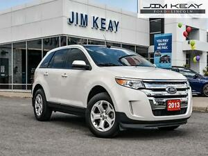 2013 Ford Edge SEL FWD*3.5L V6*NAVIGATION SYS*PANORAMIC ROOF*REV