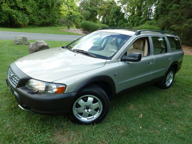 2002 volvo xc70 cross country loaded used volvo v70 for sale in philadelphia pennsylvania. Black Bedroom Furniture Sets. Home Design Ideas