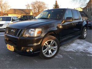 2010 Ford Explorer Sport Trac ADRENALIN PKG!  MOONROOF LEATHER A