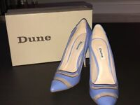 Blue Dune leather high heels - size 39