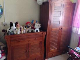 Baby bedroom furniture set RRP over 2000£