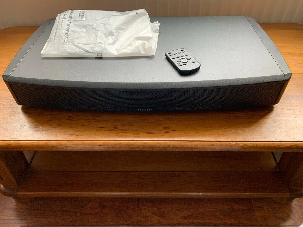 Pioneer Acoustics Sound Base / Soundbar with Optical Cable and remote-PS4/  XBOX OPITCAL OUTPUT | in Bradford, West Yorkshire | Gumtree