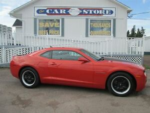 2012 Chevrolet Camaro 1LS LOW KMS!! LOCAL!! STRIPE PACKAGE!!