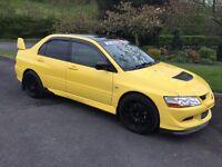 Evo 8 FQ260 Rare Yellow