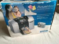 Epson picture mate brand new good working £10
