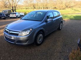 Vauxhall Astra 2004 Automatic only 30000 miles from new service history New MOT immaculate