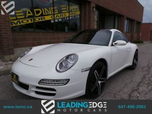 2007 Porsche 911 Carrera 4 Targa - Only one for sale in Canada!