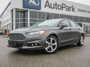 2016 Ford Fusion SE  FWD  Rear View Cam.  Sunroof  Bluetooth + S