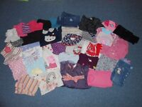 Girls Clothes Bundle 2-3 years - 34 items