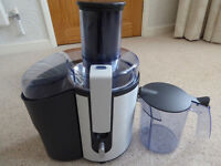 Philips HR1861 Juicer - as new