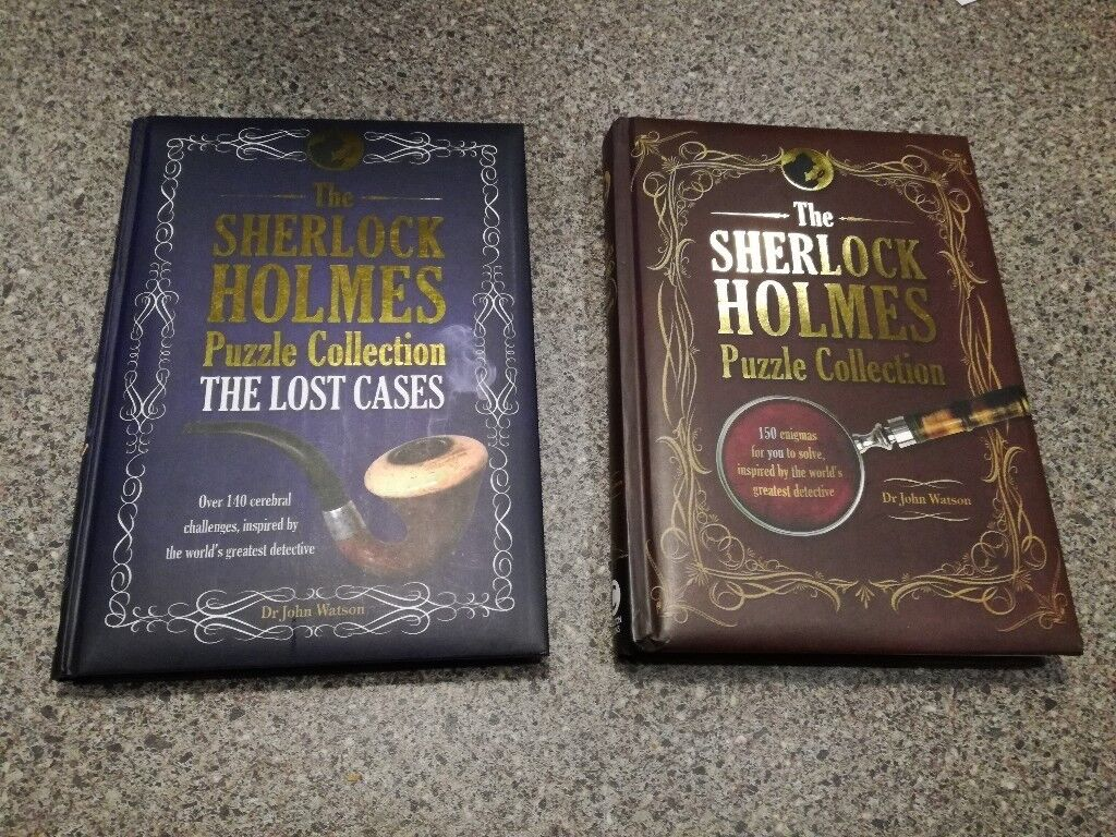 Sherlock Holmes Puzzle Collections
