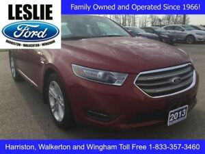2013 Ford Taurus SEL   FWD   Local Trade   Heated Mirrors
