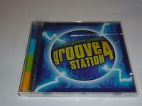 CD CHRIS SHEPPARD PRESENTS GROOVE STATION 4 (452)