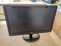 LG Flatron E2350V-PN 23-inch 1080p LED Backlit LCD Monitor