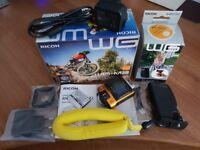 Ricoh WG-M2 Digital Camera and Video