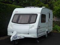 Ace Jubilee 2 berth touring caravan