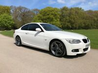 **Private Seller***BMW 3 Series 2.0 320d M Sport 2dr, Full Leather, 19 inch Alloys, Xenon Lights ***