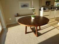 150cm Round Dining Table
