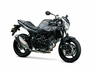 2018 Suzuki SV650X ABS 5 Year Warranty & $500 Gas Card