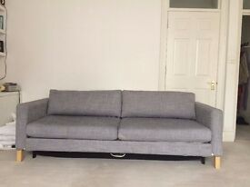 IKEA 3 seater Karlstad sofabed