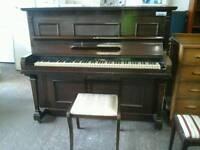 F.C. Crocker piano