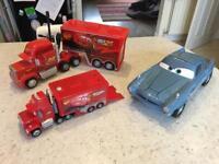 Lightning McQueen assorted toys