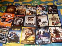 job lot 17 dvd's