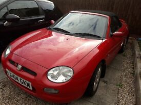 image for Mgf plus hardtop for sale.