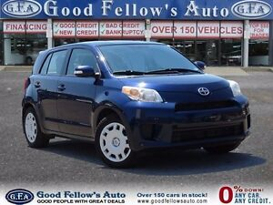 2011 Scion xD XD MODEL, MANUAL
