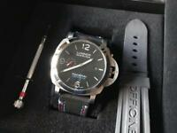 Swiss Panerai Luminor America's Cup Automatic Watch