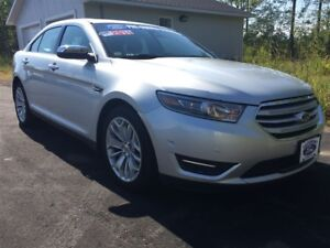 2014 Ford Taurus Limited|ALL WHEEL DRIVE|ONE OWNER WE SOLD NEW|