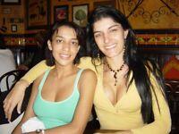 Lost in London our old brazilian friend Erica