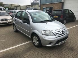 2006 C3....Low Miles @ 54,000...2 Owners...Full Dealer Service History...12 Mth MOT Available