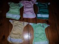 Bumgenious littlies newborn nappies