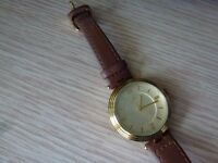 Radley watch with brown leather strap, working as it should.
