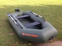 Inflatable dinghy 2.4 m