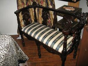 Antique Bench - one of a kind
